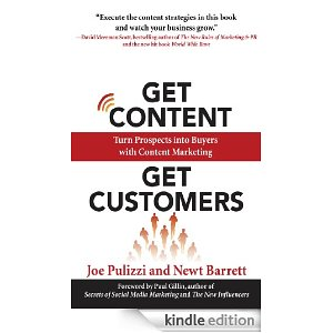 Front cover of Get Content, Get Customers