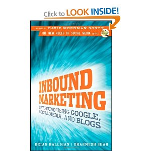 Front cover of Inbound Marketing